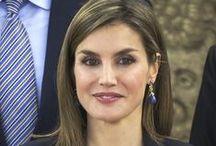 21. Royal: Queen Letizia / Letizia Ortiz Rocasolano ist seit dem 22. Mai 2004 die Ehefrau des spanischen Königs Felipe VI. von Spanien / Geb. 1972 in Oviedo, Spanien / Größe 1,70 m
