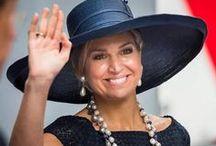 21. Royal: Queen Máxima / Königin Máxima, Prinzessin der Niederlande, Prinzessin von Oranien-Nassau, mevrouw van Amsberg, geb. Máxima Zorreguieta Cerruti, ist die Ehefrau von König Willem-Alexander der Niederlande / Geb. 1971 in Buenos Aires, Argentinien / Größe 1,78 m