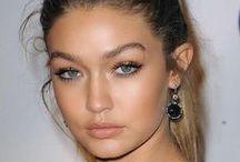 """18. Mode: Gigi Hadid / Jelena Noura """"Gigi"""" Hadid ist ein amerikanisches Model / Geb. 1995 in Los Angeles, Kalifornien, USA / Größe 1,79 m"""