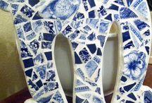 Mosaicos, Cordas, Cabaças...