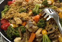 Chine Food e outros
