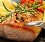 Peixes e Frutos do Mar