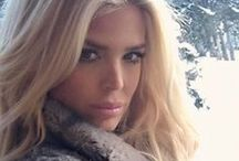 18. Mode: Victoria Silvstedt