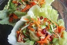 Saladas e Maioneses