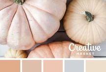 Autumn Colour Palettes