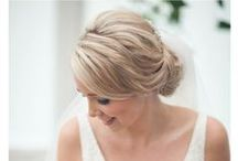 Cremebrulee's  Wedding Hair / All these wedding styles I have created together with my beautiful brides!
