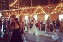 Barn Wedding ♥