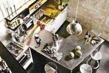 Lofts interior design