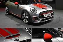 The new Mini JCW / The new Mini John Cooper Works (JCW) More horsepower, new design, better in handling!  The awesome chose for hot hatch lovers!