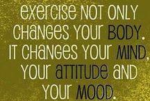 Fitness & Fitness Inspiration