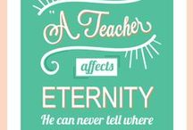 Teacher Recognition & Events / Recognition for Teachers