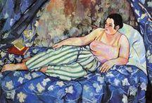 susanne valadon / franse schilderes