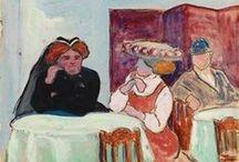 Marianne Werefkin, 1860-1938 / Russische schilderes