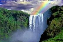 CATARATAS,  cascadas, saltos de agua. / Las cataratas que más me gustan del planeta