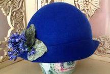 Şapka Görünümlü Kasklar / New Jersey'li Cheryl Allen-Munley tarafından tasarlanan şapka görünümlü kasklar, estetiğe önem verenlerin tercihi olacak.