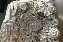 Wool / knitting and crochet inspiration