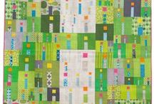 Quilts: Modern / Quilts with clean, graphic design for the 21st century