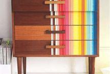 Upcycled Furniture / Unique furniture designs