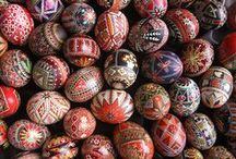 Voorjaar en Pasen / jaargetijden