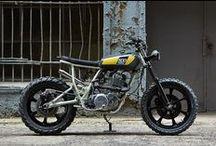 Custom nippos / Customising Honda Kawasaki Suzuki Yamaha