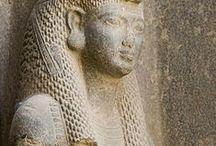 ART ♥  ANCIENT EGYPTIAN