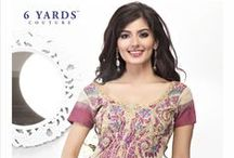 6 Yards Suits / Dazzling Suits Collection For Women's By Shades!