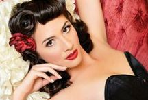 Pin-Ups / Pin-up girls are Lili Rouge's muses!