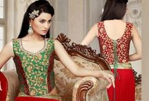 Designer Lehenga Choli / Shop or Buy online latest designer Lehenga or Ghagra Choli for wedding or marriage, party, festivals and all other occasions wore. Shop at: www.shadesandyou.com