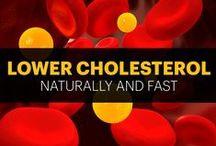 Cholesterol / Diet and cholesterol - the root cause