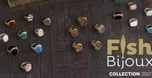 #fishbijoux / collezione bijoux Giovanni Pesce Design