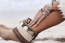 Boho/beachwear