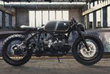 Custom BMW R airheads / Customising old BMW motorbikes