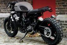 Custom Triumphs / Customising Triumph motorcycles