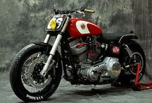 Custom HDs and Buells / Customising Harley-Davidson and Buell motorcycles