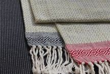 Yoga / Gorgeous handwoven, all naturally dyed cotton blankets made especially for yoga and meditation practices.