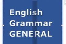 General English Grammar / Explanations and exercises