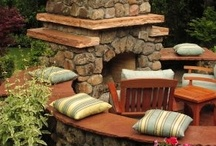 Fireplaces / by Anne King