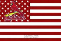St. Louis Cardinals / Redbird is in the house and he's here to win championship. The lovable winners.   / by Craig Handy
