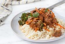 Crockpot recipes - 21 DSD / Please see notes for any modification to make them approved for The 21 Day Sugar Detox Program. / by The Official 21 Day Sugar Detox