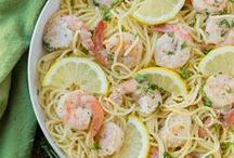 Fish and Seafood Recipes / Featuring some of the best fish and seafood recipes on Pinterest! No pin limits but please make an effort to repin from the board to help spread the love. Please use quality and vertical pins to keep the board nice and pretty and to improve engagement. This board is closed to new contributors at this time.