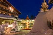 Mountains hotels / During summer or winter, spring or automn, go to the mountains and breathe some fresh air. We have found the perfect hotels to live the most stylish and cocooning experience high up.