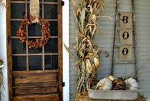 Entrance Ideas for the Home..  / by Blue Ribbon Nursery & Landscaping.