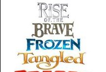 Rise of the Brave Frozen Tangled Dragons / by Hiccup Horrendous Haddock III