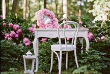 Spring Inspiration / Flowers, Decor Ideas and more, all inspired in Spring Season