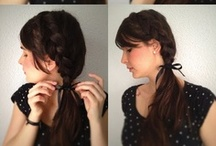 hairstyles / by Bronte Dyne