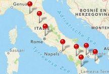 Mappa / Land & kaart