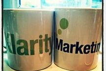 About Klarity Marketing / Klarity Marketing brings big brand learnings to smaller businesses. Advice on marketing strategy, branding and social media.