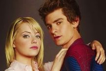 Peter Parker and Gwen Stacy / by Noctus Fury