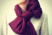 Wardrobe: Winter/Autumn