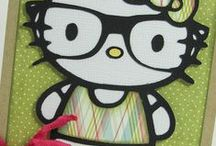 hello kitty / Everything hello kitty in the world / by Philomena Z